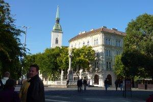 Bratislava: Martinsdom